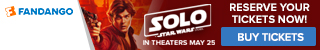 Solo: A Star Wars Story Movie Tickets