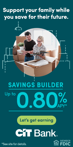 Savings Builder