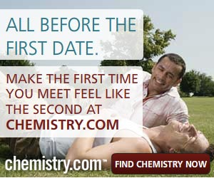 It Doesn't Get This Hot on EHarmony! 300x250