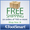 Footsmart - comfy womens large size shoes