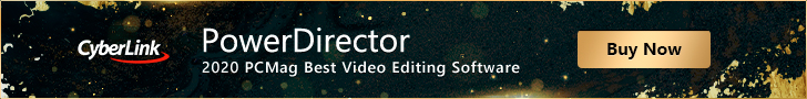 New PowerDirector 16 - The No.1 Choice for Video Editors