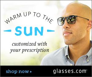 glasses shopping online