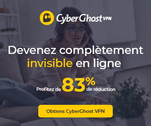CyberGhost 3-Year VPN Subscription + Free 3 Months