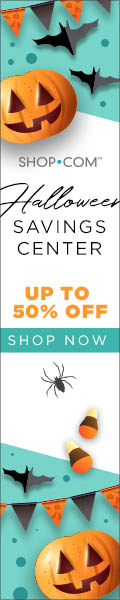 SHOP.COM - Save up to 50% on Halloween Costumes and Decor.