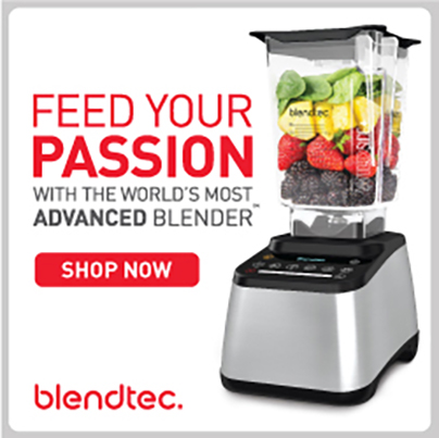 Blendtec Blenders - Shop now