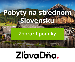 Pobyty na strednom Slovensku