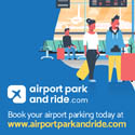 Book your airport parking today at www.airportparkandride.com
