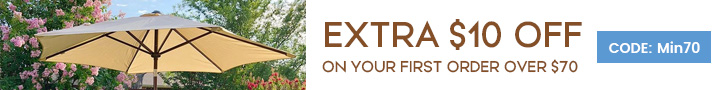 Affiliate Special Sale! Extra $10 Off on Your First Order Over $70! Code: Min70. Buy Your Home & Gar