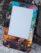 Disarray Kindle Skin