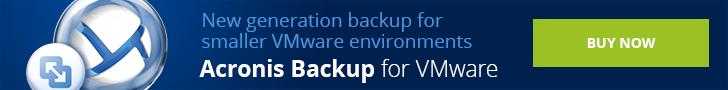 Acronis Backup for VMware