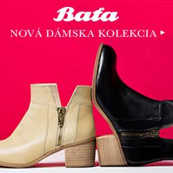 Bata.sk - Nová dámska kolekcia topánok Baťa 2015