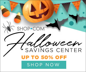 Image for (OC) Halloween Sale! Up to 50% OFF Halloween costumes, decorations and party supplies at SHOP.COM. SHOP NOW! - 300x250