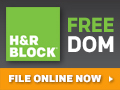 H&R Block At Home Online Free Edition