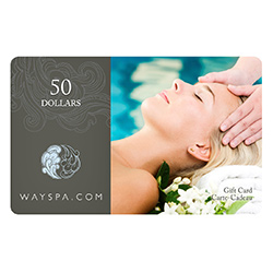 Buy WaySpa gift cards online