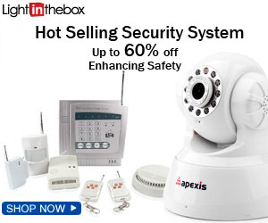 Security System Products at LightInTheBox