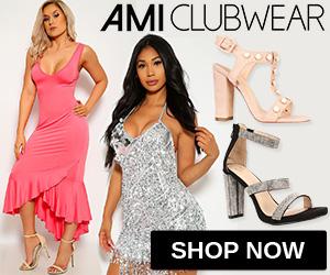 AMI Clubwear! Black Friday
