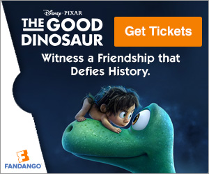 The Good Dinosaur Tickets