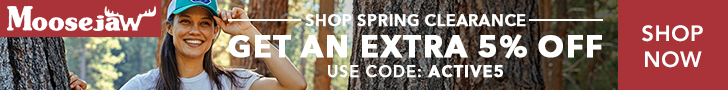 5% off Clearance with code ACTIVE5. Exclusions apply.