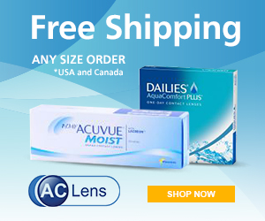 AC Lens - Free Shipping, Free Returns