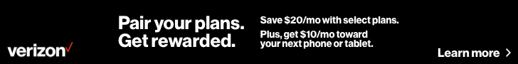 Shop the latest deals from Verizon