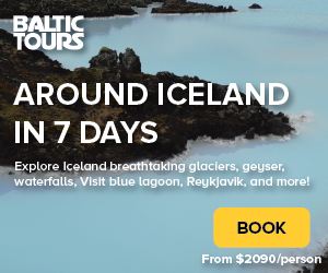 Around Iceland in 7 Days!
