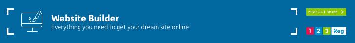 Website Builder 728x90