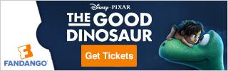 The Good Dinosaur Tickets