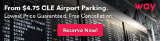 $4.75 CLE Airport Parking