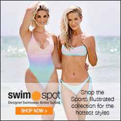 SwimSpot promotion 2018 - Shop the Sports Illustrated collection