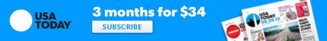 468x60 USA Today First 3 Months $34