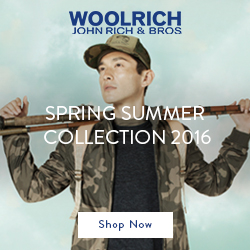 Woolrich Men's Clothing
