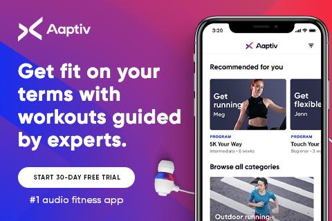 Aaptiv workout
