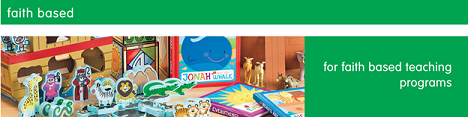 Shop Inspirational Values for Vacation Bible School and Sunday School Crafts!