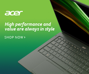 Save on sleek, high performance laptops from Acer. Click here to learn more on how you can save up to $400 off on these powerful laptops now.