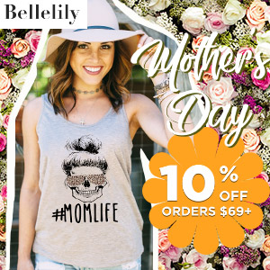 Freeshipping on orders over $119,code:MOM21