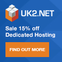 Get £120 off Business Cloud Hosting. 3 free domains and free SSL's