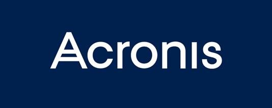 Visit Acronis official website!