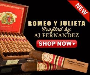 JR Cigar Romeo Y Julieta Promo