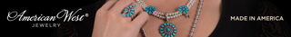 American West Jewelry Sleeping Beauty Turquoise
