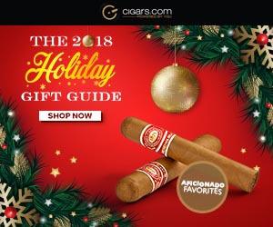 Cigars.com Promo Code - 2018 Holiday Cigar Gifts