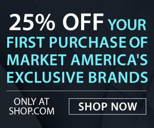 25% off Your First Purchase of...