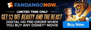 FandangoNOW - $2 off Disney Titles