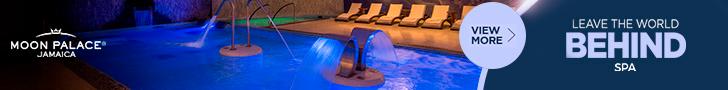 Enjoy at Moon Palace Jamaica Spa and more.