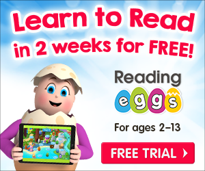 Learn to read (Ages 2-13)