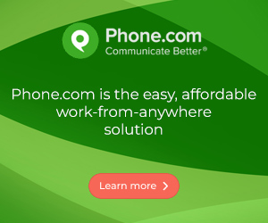 Phone.com Starting at $9.99/Month