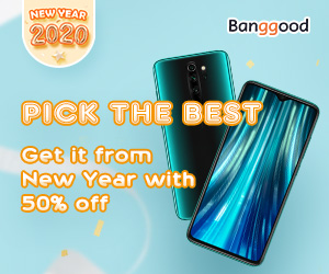 Image for Get Best Items of 2019 in New Year with 50% OFF Discount!