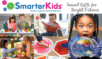 SAVE 20% Off Select Products To Educate, Engage & Entertain Children This Holiday Season!
