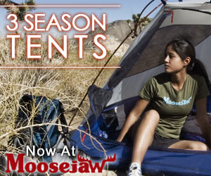 Moosejaw Coupon Code - Free Shipping on tents