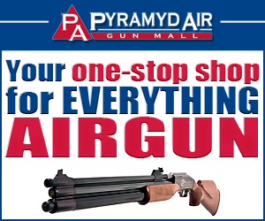 Pyramyd Air is your one-stop shop for everything airgun related.