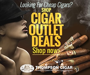 Looking For Cheap Cigars? Shop Thompson Cigar Outlet Deals